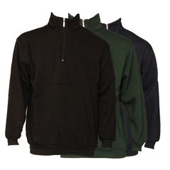 Barden Half Zip Windcheater