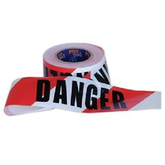 A roll of Barricade Tape