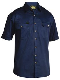 Bisley Original Cotton Drill S/S Shirt