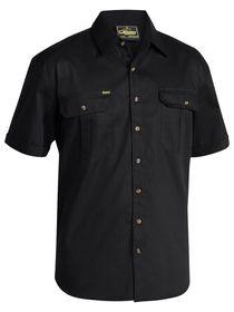 Bisley Original Cotton Drill SS Shirt