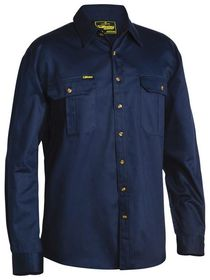 Bisley Original Cotton Drill L/S Shirt