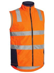 Bisley Taped Hi-Vis Soft Shell Vest
