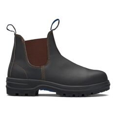 Blundstone 140 Elastic Sided Safety Boot