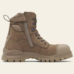 Blundstone 984 Zip Safety Boot