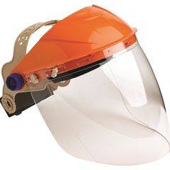 Browguard With Visor Clear Lens