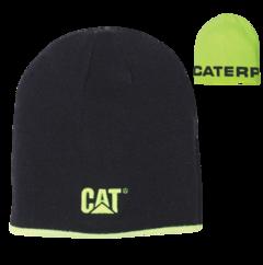 CAT Reversible Logo Beanie