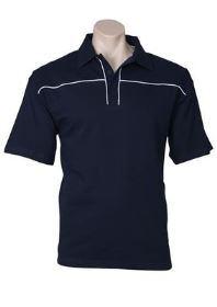 Civic Polo Shirt on the torso of a manikin