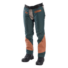 Clogger DefenderPRO Chainsaw Chaps Zipped
