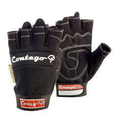 Contego Original Black Fingerless Glove