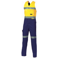 DNC HiVis Cotton Action Back with 3M R/T