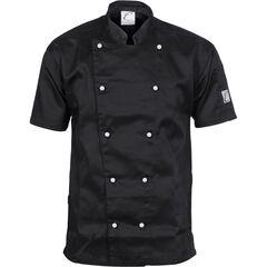 DNC Traditional Chef Jacket - Short Sleeve
