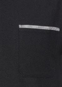 The pocket of an Edge Polo Shirt