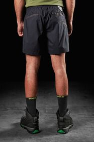 FXD Repreve Stretch Ripstop Elastic Waist Work Shorts