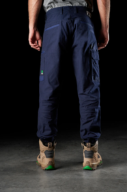 FXD WP 4 Cuffed Work Pants