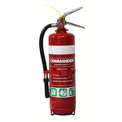 Fire Extinguisher - ABE 2.5kg