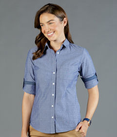Gloweave Ladies Hardware Casual Shirt