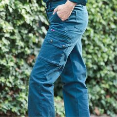 Green Hip Ladies Give Cargo Pant
