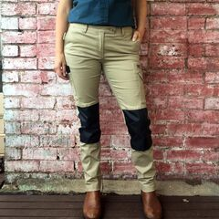 Green Hip Ladies SKNY Flex Pants