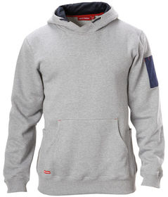 Hard Yakka Brushed Fleece Hoodie