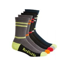 Hard Yakka Work Socks 5pk