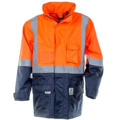 HiVis Waterproof Shell Jacket