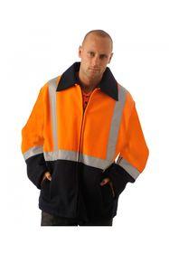 Hi-Vis Wool Blend Jacket