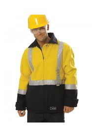 Hi Vis Wool Blend Jacket