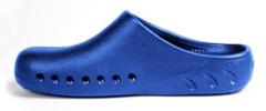 A single blue JBand39s Clog