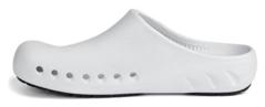 A single white JBand39s Clog