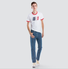 LEVI+39S 516 Straight Fit Jeans