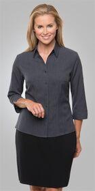 Ladies 3/4 Sleeve Ezylin Shirt