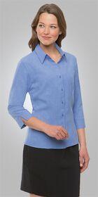 Ladies 34 Sleeve Ezylin Shirt