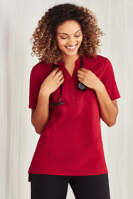 Ladies Easy Stretch Tunic