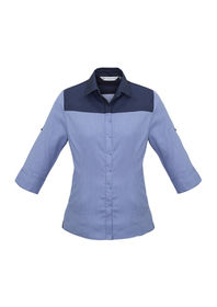 Ladies Havana 34 Sleeve Shirt