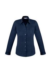 Ladies Monaco Long Sleeve Shirt