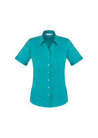 Ladies Monaco Short Sleeve Shirt