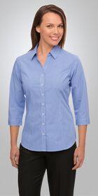 Ladies Pippa Check 3/4 Sleeve Shirt