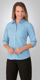 Ladies Pippa Check 34 Sleeve Shirt
