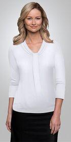 Ladies Pippa Knit 3/4 Sleeve Top