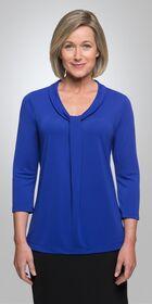 Ladies Pippa Knit 34 Sleeve Top