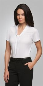 Ladies Pippa Knit Short Sleeve Top