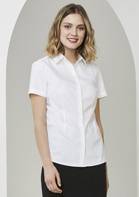 Ladies Regent Short Sleeve Shirt