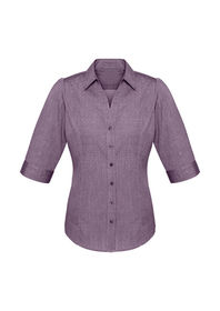 Ladies Trend 34 Sleeve Shirt