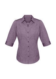Ladies Trend 34 Sleeve Shirt