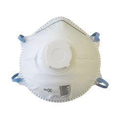 Maxisafe P2 Valved Conical Respirator