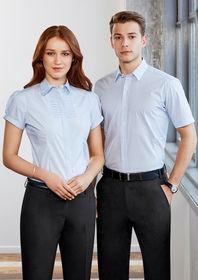 Mens Berlin Short Sleeve Shirt