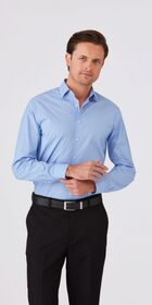 Mens CC Stripe Long Sleeve Shirt