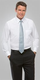 Mens Long Sleeve Corporate Essential Shirt