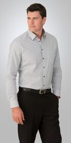 Mens Pinfeather Long Sleeve Shirt