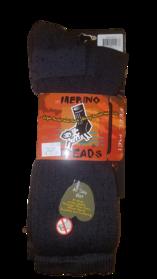 Merino Tread Allday Sock